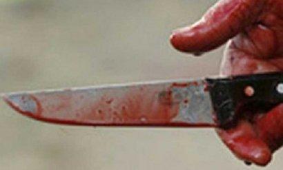 Ревнивая одесситка набросилась с ножом на своего сожителя