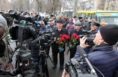 В Одессе почтили память жертв Холокоста