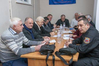 В Одесском отделении международной полицейской корпорации подвели итоги минувшего года