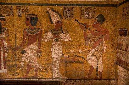 Раскрыта загадка гробницы Тутанхамона
