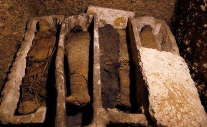 В Египте найден древний некрополь