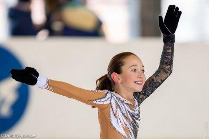 Одесские фигуристы завоевали восемь медалей на всеукраинских соревнованиях