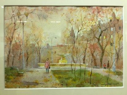 Одесские художники вновь порадовали харизмой и мастерством