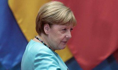 Ангела Меркель снова выступила в защиту «Северного потока – 2»