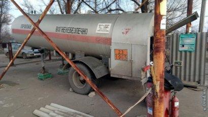 В Татарбунарах пресекли незаконную торговлю газом