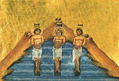Первые русские святые Инна, Пинна и Римма
