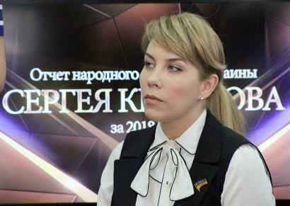 Сергей Кивалов: «За мной стоят одесситы, которые доверили мне право представлять их интересы в парламенте»
