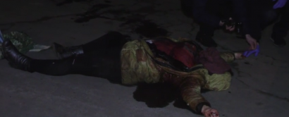 В Овидиополе мужчина зарезал свою дочь прямо на улице