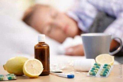 В Одессе возрос уровень заболеваемости гриппом и ОРВИ