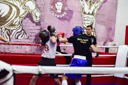 В Одессе прошел турнир по боксу для дебютантов