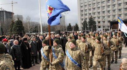 В Одессе почтили память героев Небесной Сотни