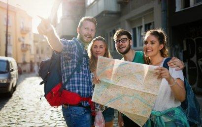 Украину стали чаще посещать туристы из Западной Европы, США и Китая