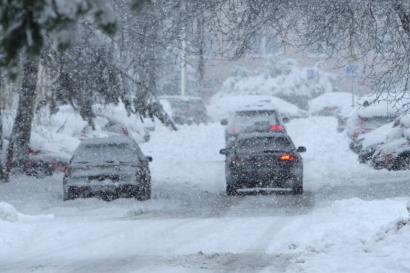Спасатели предупреждают об ухудшении погодных условий в Украине
