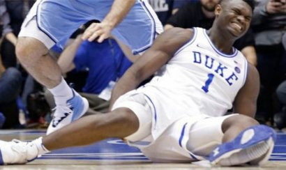 Порвавшийся кроссовок стал причиной финансовых потерь в 1,46 млрд долларов для компании Nike