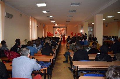 В Международный гуманитарный университет поступают студенты из 48 стран мира
