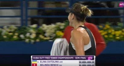 Свитолина не прошла полуфинал престижного турнира в Дубае
