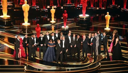 В США вручили кинопремии «Оскар»