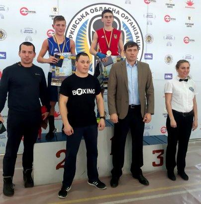 Юные одесские боксеры завоевали на чемпионате Украины четыре медали