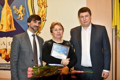 В Одесской Юракадемии отметили 100 лет украинским РАГСам