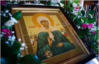 8 марта святая церковь чтит память  святой блаженной Матроны Московской