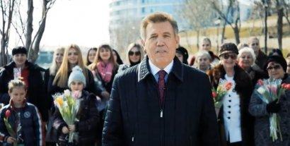 Сергей Кивалов поздравил женщин с праздником 8 Марта!