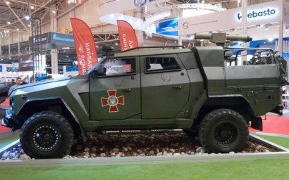 """""""Украинская бронетехника"""" отрицает свою связь с Пашинским"""