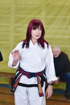 Одессу посетила легенда голливудских боевиков - спортсменка и кинозвезда Синтия Ротрок