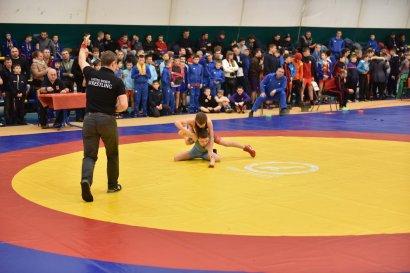 В Одессе проходит всеукраинский турнир по греко-римской борьбе памяти Константина Пульчо