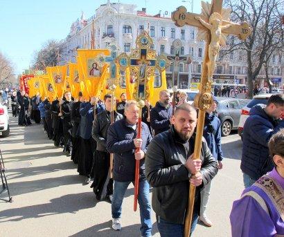 Торжество Православия в Одесской епархии