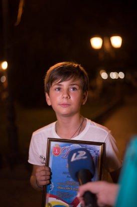 Юный одесский артист завоевал сразу пять наград на престижном конкурсе в Лондоне