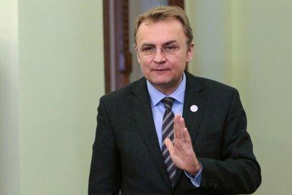 Садовой заявил, что больше не будет баллотироваться на пост мэра Львова