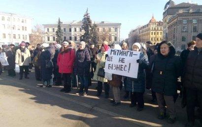 Украинцы лидируют в рейтинге недоверия к власти