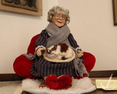 В Одессе открылась выставка кукол... в формате квеста