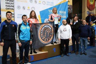 Студенты Юракадемии привезли восемь медалей с финала Кубка Украины по панкратиону и грэпплингу