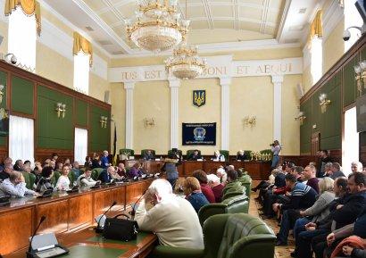 На коллегии Одесского областного управления спорта в Юракадемии подвели спортивные итоги 2018 года