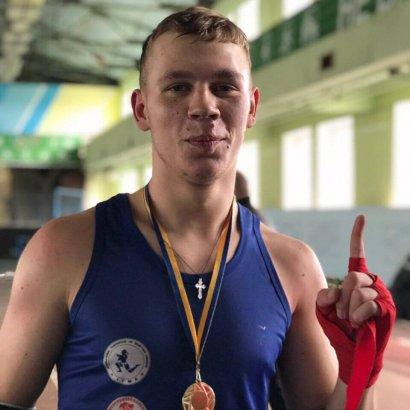 Студент МГУ Олег Гута завоевал золото на чемпионате Украины по комбат самозащите ICO