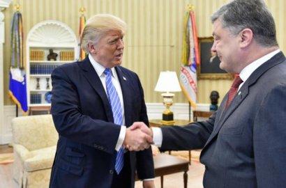 В США открыты уголовные дела против окружения Порошенко