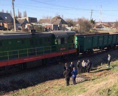 Возле железнодорожного моста в Измаиле женщину сбил поезд