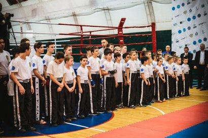 Спорткомплекс Международного гуманитарного университета принял сразу два масштабных первенства по кикбоксингу