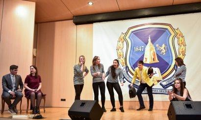 В Одесской Юракадемии прошел фестиваль «Дебют первокурсника» на Кубок Президента университета