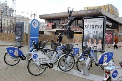 На улицах Одессы начали появляться велосипеды компании Nextbike