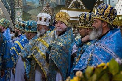 В Измаиле прошел Крестный ход в память Федоровской иконы Божьей Матери