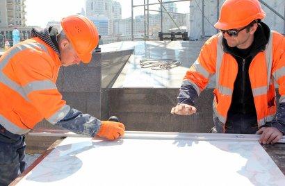 Реконструкция стелы «Крылья Победы» будет полностью завершена ко Дню освобождения Одессы.
