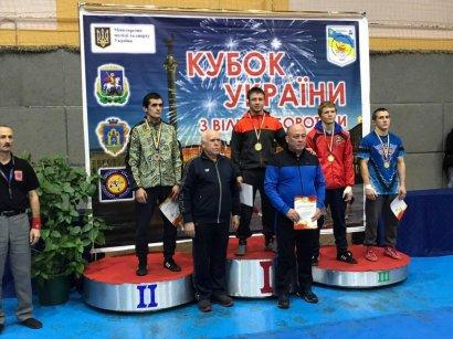 Студент Одесской Юракадемии представит Украину на чемпионате Европы по вольной борьбе