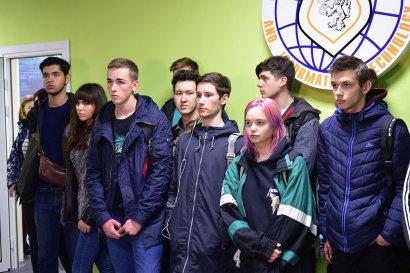 Факультет кибербезопасности и информационных технологий Одесской Юракадемии приглашает абитуриентов