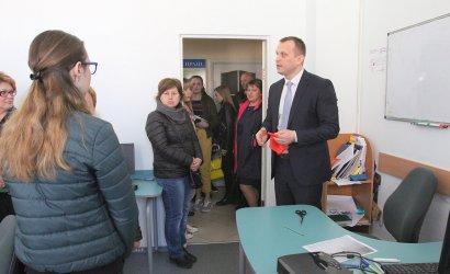 День открытых дверей в Юридическом колледже Национального университета «Одесская юридическая академия»