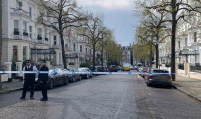 Инцидент у посольства Украины в Лондоне не рассматривается как теракт