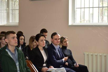 «Встретимся в суде»: студенты Одесской Юракадемии провели модельное заседание в Киевском суде