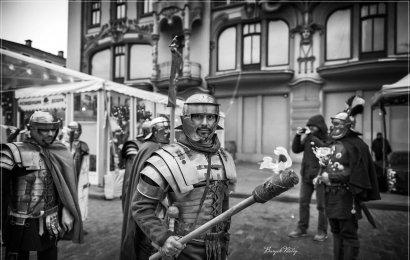 На Дерибасовской появится лагерь римских легионеров