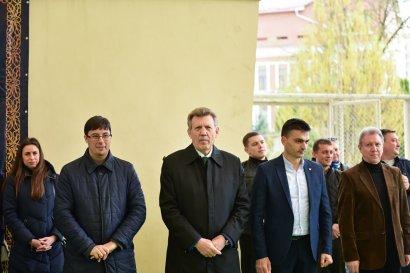 В спорткомплексе Одесской Юракадемии прошла 27-я спартакиада среди профтехучилищ Одесской области